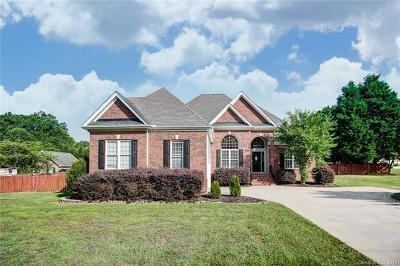 Single Family Home For Sale: 908 Gristmill Drive