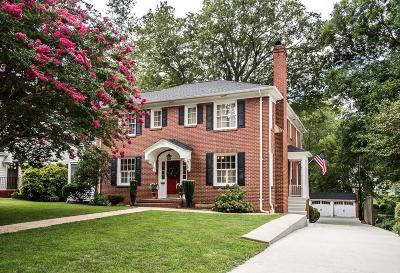 Catawba County Single Family Home For Sale: 361 5th Street NW