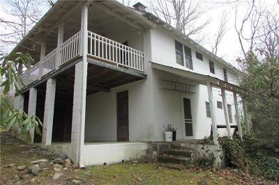 Black Mountain Single Family Home For Sale: 234 Buckner Road