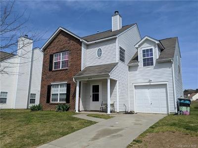 Single Family Home For Sale: 844 Coach House Court
