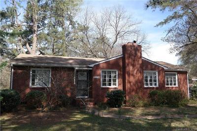 Windsor Park Single Family Home For Sale: 3827 Central Avenue