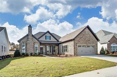 Charlotte Single Family Home For Sale: 12014 Cove Court #366