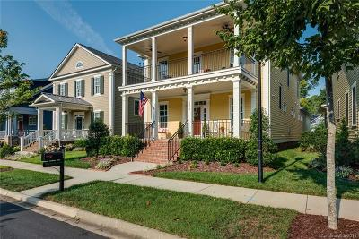 Davidson Single Family Home Under Contract-Show: 1214 Samuel Spencer Parkway