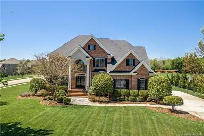 Matthews Single Family Home For Sale: 1101 Veramonte Drive