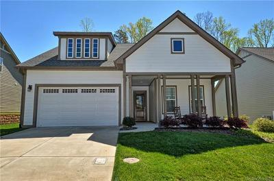 Huntersville, Denver, Cornelius, Mooresville, Charlotte, Waxhaw, Concord, Salisbury, Harrisburg, Stallings, Weddington, Marvin, Wesley Chapel, Fort Mill, Lancaster, Mount Holly Single Family Home For Sale: 139 Chimney Rock Court