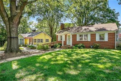 Dilworth Single Family Home For Sale: 2304 Floral Avenue