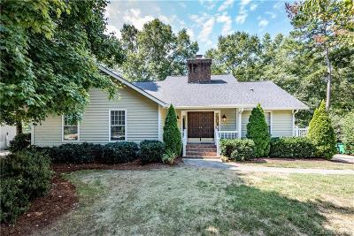 Charlotte Single Family Home Under Contract-Show: 5426 Camilla Drive