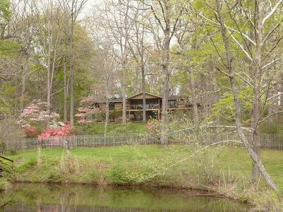 Single Family Home For Sale: 2349 Riceville Road