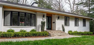 Asheville Single Family Home Under Contract-Show: 30 Forest Road