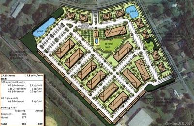 Indian Trail Residential Lots & Land For Sale: 100 Plyler Road