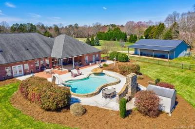 Statesville NC Single Family Home For Sale: $695,000