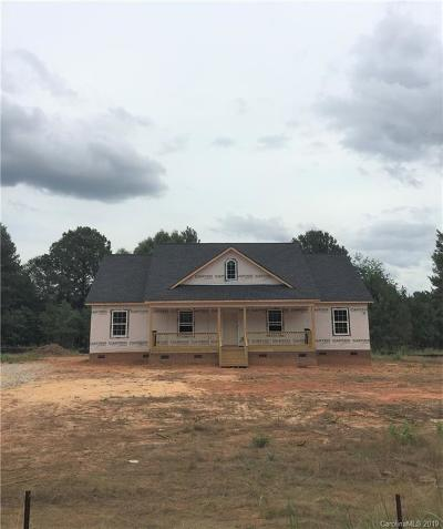 Rock Hill Single Family Home For Sale: 3724 Armstrong Ford Road #Lot 6