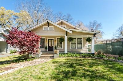 Charlotte Single Family Home Under Contract-Show: 320 Westwood Avenue