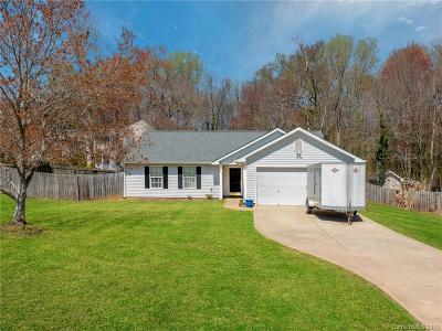 Clover Single Family Home Under Contract-Show: 703 Langley Court