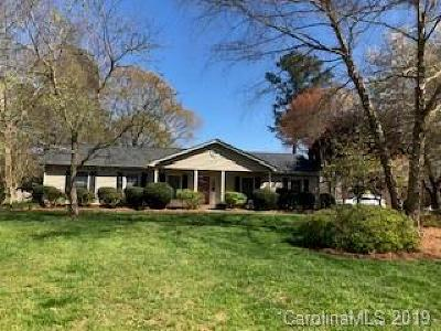 Gastonia Single Family Home Under Contract-Show: 1340 Spring Lake Drive