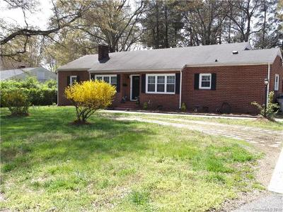 Gastonia Single Family Home Under Contract-Show: 1708 Fairfield Drive