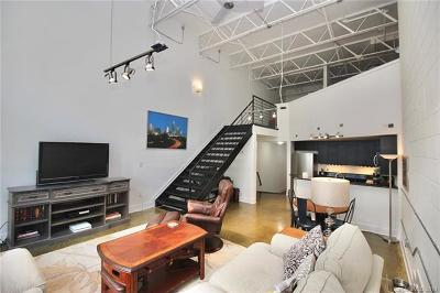 Charlotte Condo/Townhouse For Sale: 925 W Hill Street