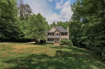 Mint Hill Single Family Home Under Contract-Show: 8018 Allenwick Circle