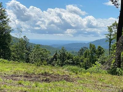 Buncombe County, Haywood County, Henderson County, Madison County Residential Lots & Land For Sale: 21 High Cliffs Trail #32