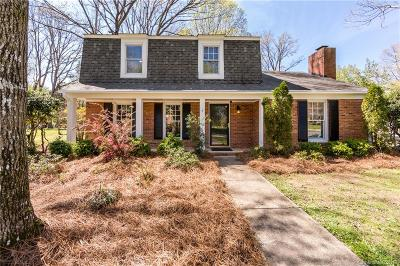 Single Family Home Under Contract-Show: 6700 Old Post Road