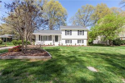 Charlotte Single Family Home For Sale: 3507 Round Oak Road