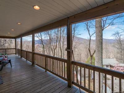 Waynesville Single Family Home For Sale: 194 Anglers Ridge