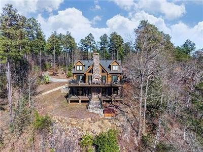 Mooresboro NC Single Family Home For Sale: $2,290,000