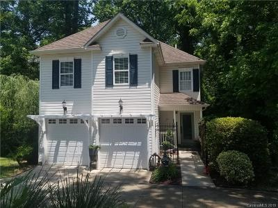 Statesville Single Family Home For Sale: 123 Birdsey Street #78