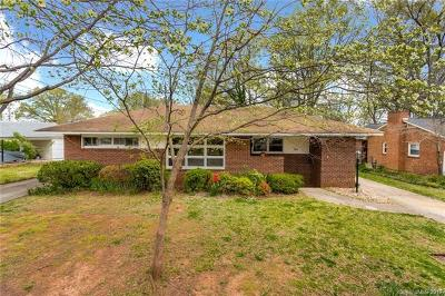 Single Family Home For Sale: 311 Webster Place