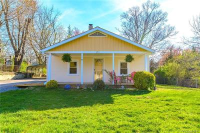 Asheville Single Family Home Under Contract-Show: 171 Onteora Boulevard