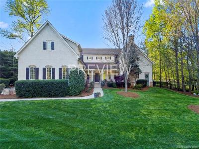 Waxhaw Single Family Home Under Contract-Show: 8437 Cheverny Drive