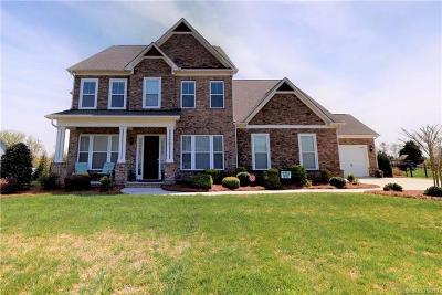 Weddington Single Family Home For Sale: 1121 Lafayette Park Lane