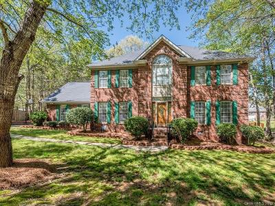 Matthews Single Family Home Under Contract-Show: 2393 Mill House Lane