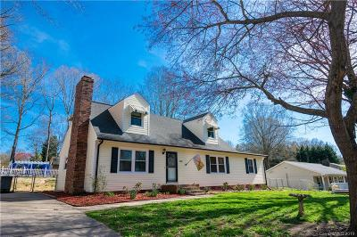 Lincoln County Single Family Home Under Contract-Show: 3016 Chestnut Road