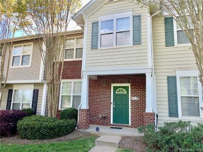 Charlotte Condo/Townhouse For Sale: 4934 Sunset Ridge Court