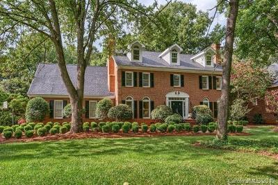 Quail Hollow, Quail Hollow Estates Single Family Home For Sale: 6728 N Baltusrol Lane
