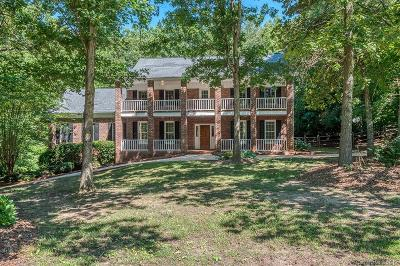 Matthews Single Family Home Under Contract-Show: 1153 Willow Oaks Trail