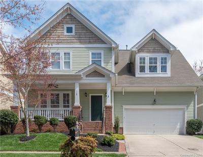 Mooresville Single Family Home For Sale: 112 Pavillion Lane