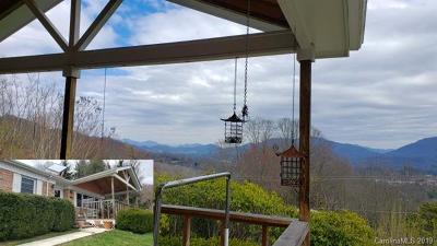 Waynesville Single Family Home For Sale: 527 Little Mountain Road