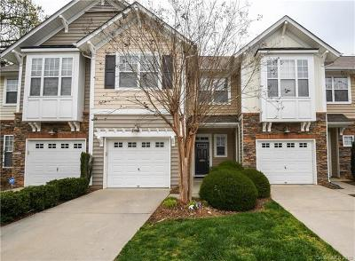 Fort Mill Condo/Townhouse For Sale: 740 Petersburg Drive
