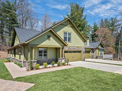 Candler Single Family Home Active Under Contract: 122 Westfield Way