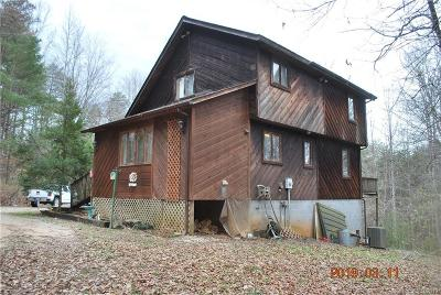 Single Family Home For Sale: 322 Gurley Road