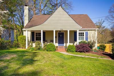 Charlotte Single Family Home For Sale: 1936 S Mint Street