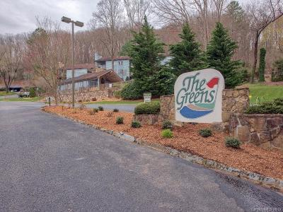 Waynesville Condo/Townhouse Under Contract-Show: 87 Willow Road #A9