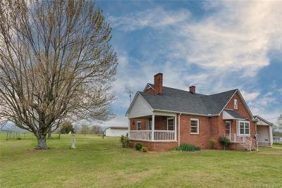 Cleveland County Single Family Home Under Contract-Show: 203 Casar Methodist Church Road