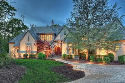 Single Family Home For Sale: 8500 Longview Club Drive