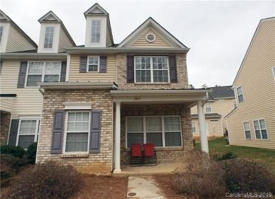 Charlotte Condo/Townhouse Under Contract-Show: 8671 Wandering Creek Way