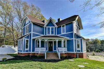 Mooresville Single Family Home For Sale: 1871 Mecklenburg Highway