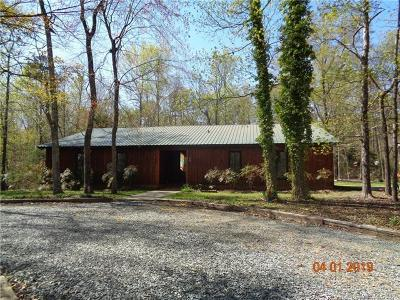 Single Family Home For Sale: 5038 Pageland Highway