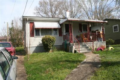 Maiden NC Single Family Home For Sale: $36,000